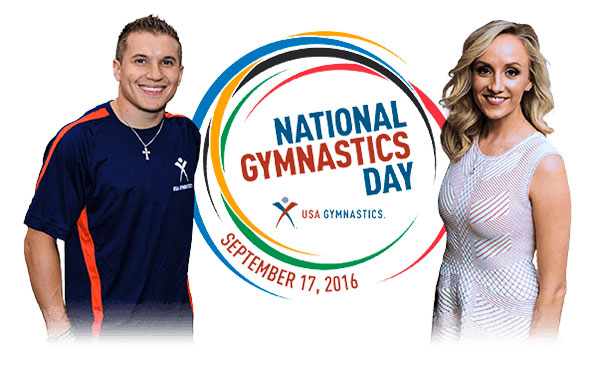 Gymnasts, clubs in USA, 9 countries plan National Gymnastics Day celebrations