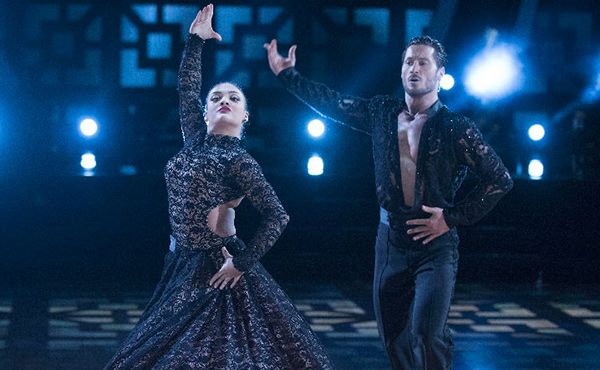 Laurie and Val advance on Dancing with the Stars