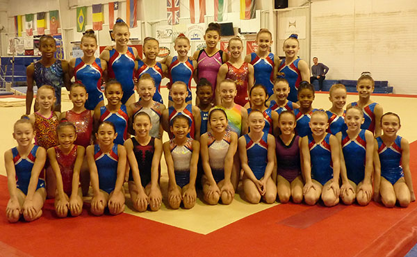 40 participate in women's January Developmental Camp