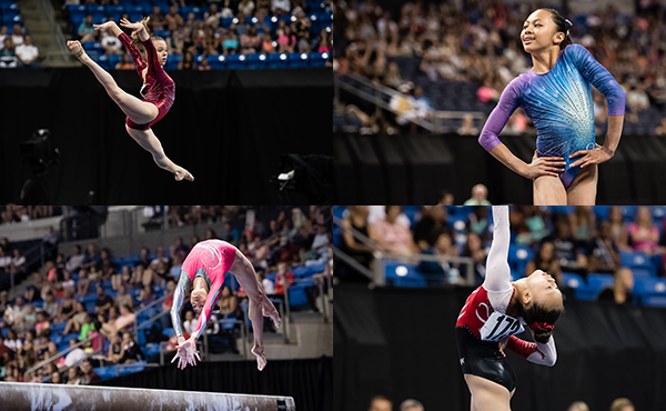 USA Gymnastics announces women's spring international assignments as national team camp winds down