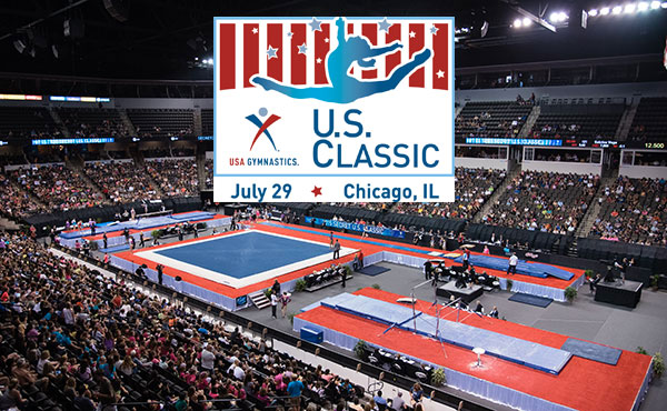 Fans can catch all of the action from this weekend's U.S. Classic