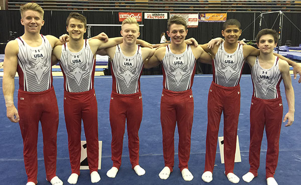USA wins 16 event medals at University of Calgary Cup