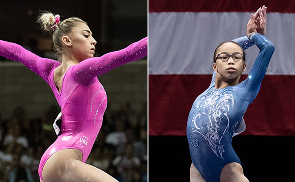 USA Gymnastics names U.S. Team for Jesolo Trophy