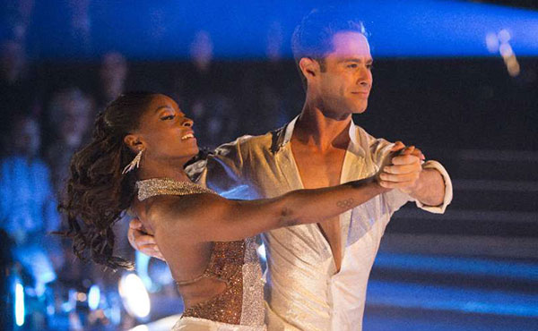 Vote for Simone Biles on Dancing with the Stars