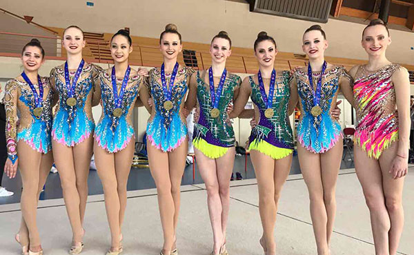 U.S. senior group wins bronze in Thiais