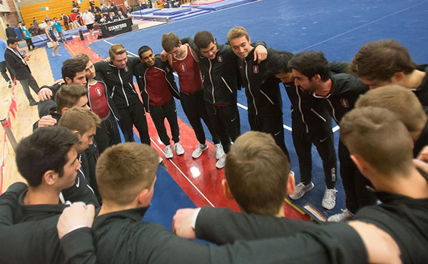 Stanford, Ohio State and Nebraska advance to men's NCAA Championships