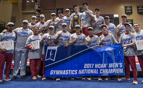 Oklahoma, Modi win NCAA titles