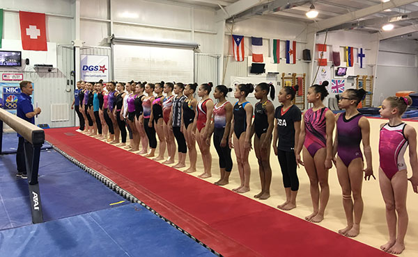 April women's national team camp underway this week