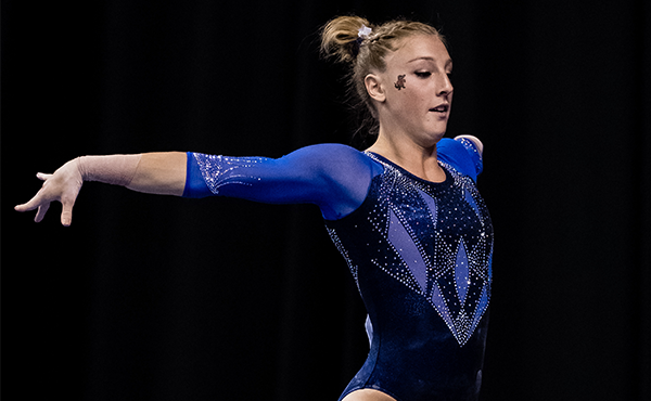 Florida's McMurtry Named the Honda Sport Award Winner for Gymnastics