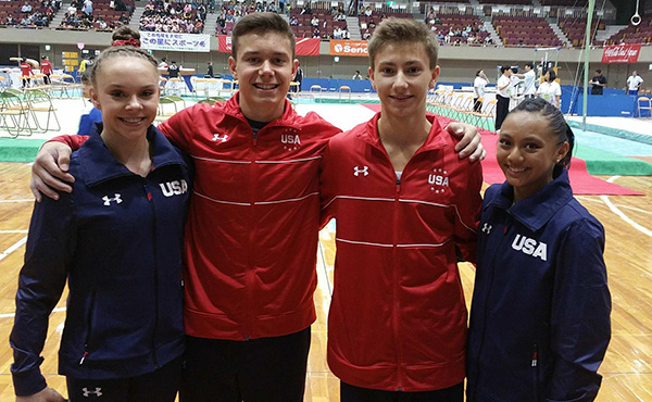 O'Keefe, Malabuyo strike gold in Japan