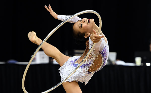 USA Gymnastics announces rhythmic gymnastics spring international assignments