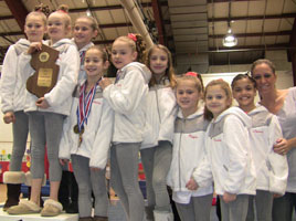 Monmouth Gymnastics - Level 6