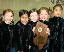 ENA Paramus Level 4 Girls Team