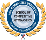 :: USA Gymnastics :: USA Gymnastics University - About USA Gymnastics University ::