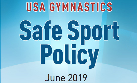 USA Gymnastics | Safe Sport