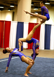 usa gymnastics online coaching acro is as easy as pie