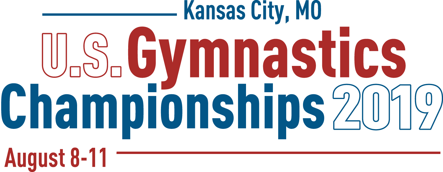 Image result for usa gymnastics 2019 nationals